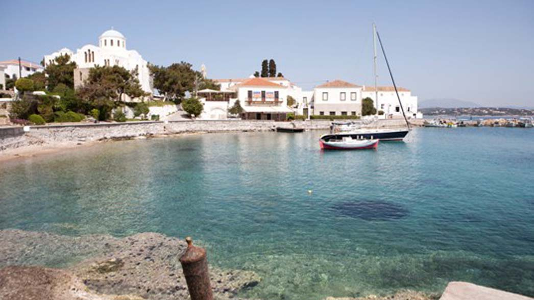 Athens - Spetses